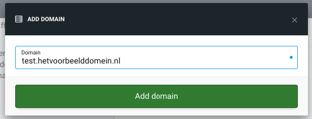 add-subdomain-to-router