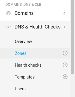DNS&Health Checks